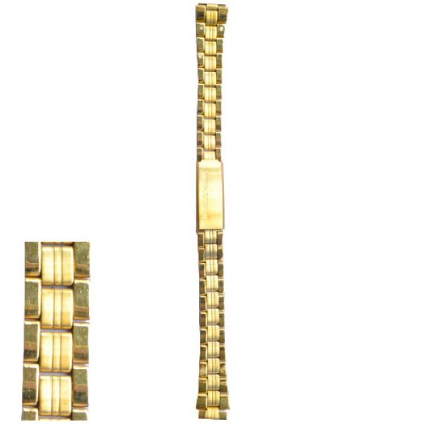 Metalni kais zlatni - ZMK-204 Zlatni 12mm