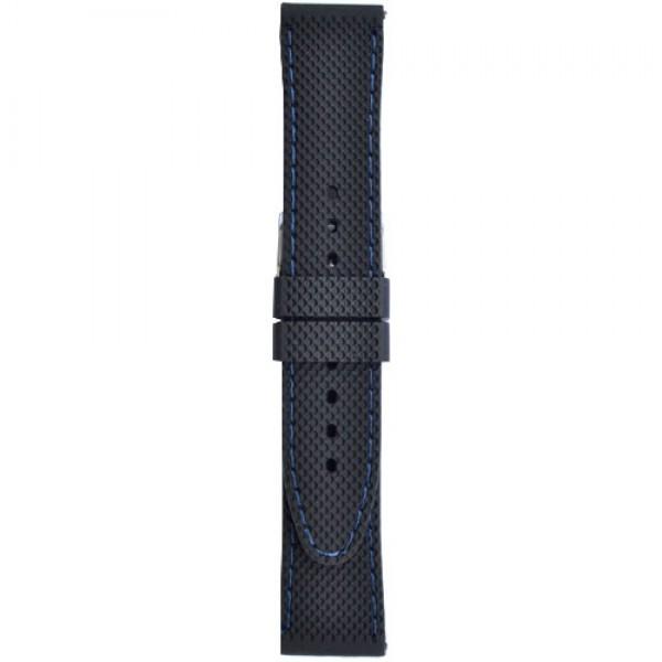 Silikonski kais - SK56 Crna boja 24mm