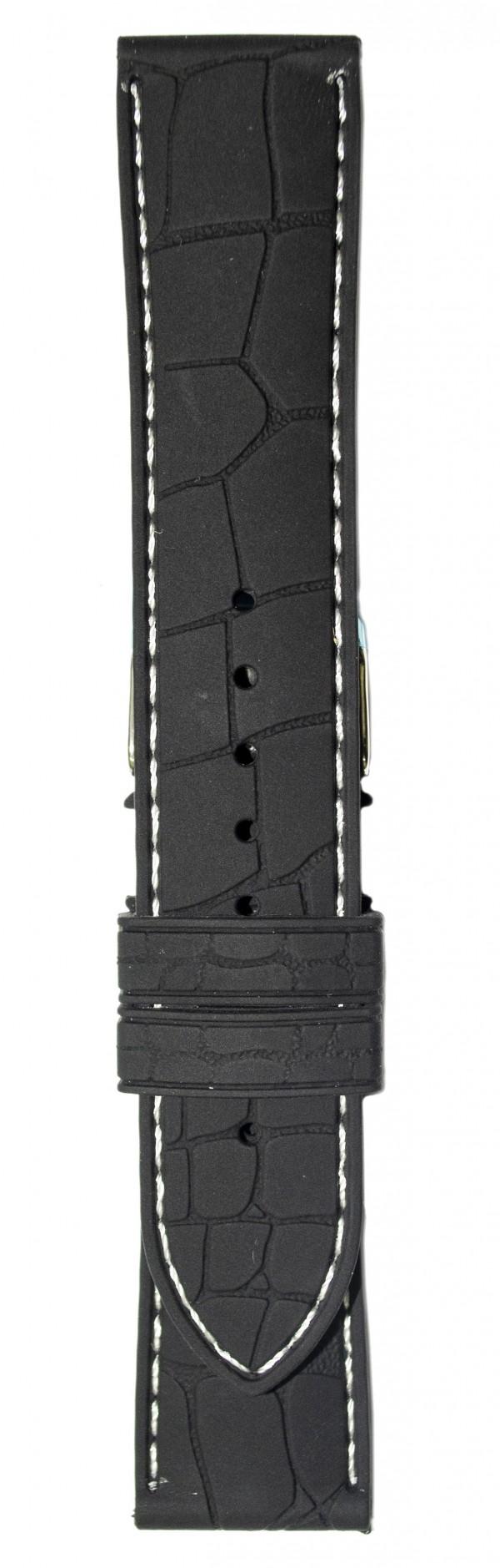 Silikonski kais - SK6 Crna boja 20mm