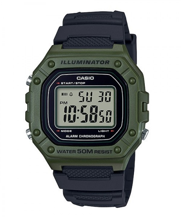 CASIO DIGITALNI W-218H-3A