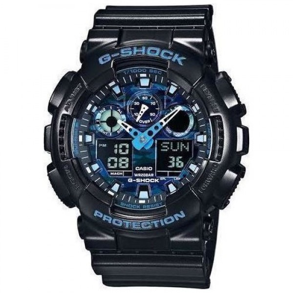 CASIO G-SHOCK GA-100CB-1A