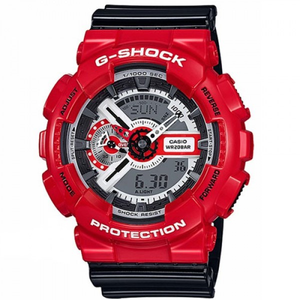 Casio G-Shock GA-110RD-4A