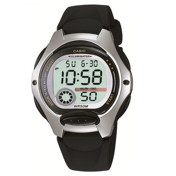 CASIO DIGITALNI LW-200-1A