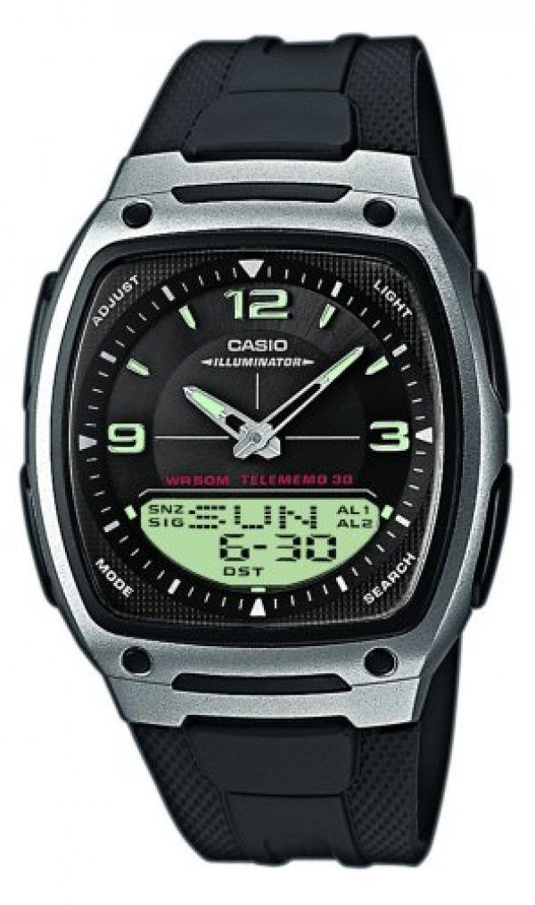 CASIO DIGITALNI AW-81-1A1VEF