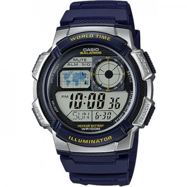 CASIO DIGITALNI AE-1000W-2A