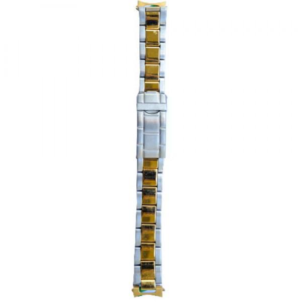 Bicolor metalni kais - BIC-309 18mm