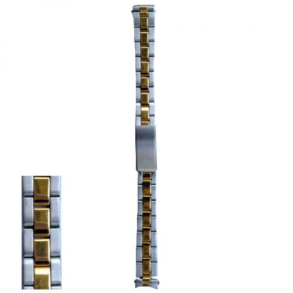 Bicolor metalni kais - BIC-301 13mm