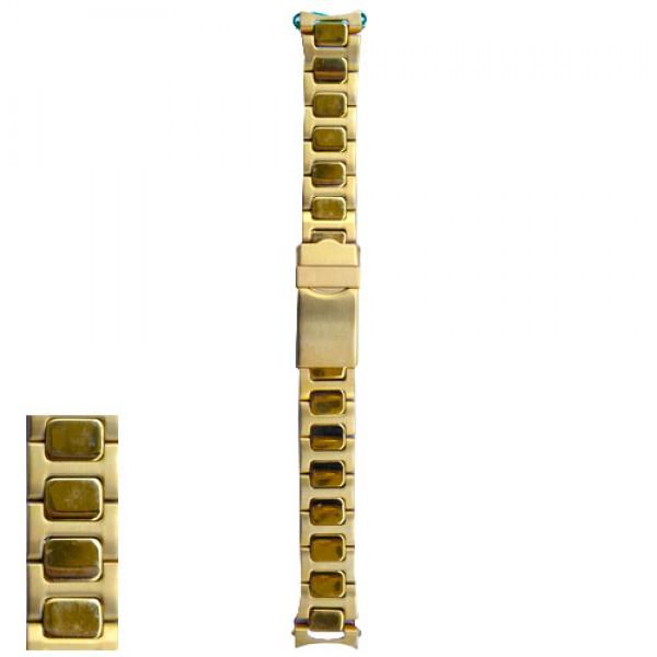 Metalni kais zlatni - ZMK-244 Zlatni 20mm