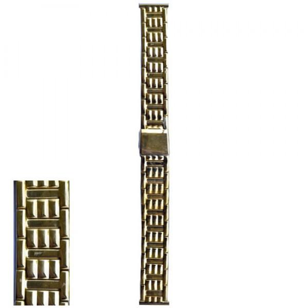 Metalni kais zlatni - ZMK-235 Zlatni 18mm