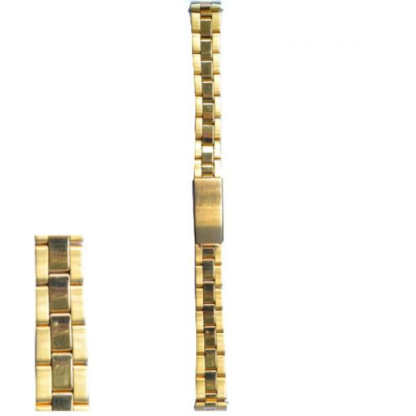 Metalni kais zlatni - ZMK-208 Zlatni 13mm