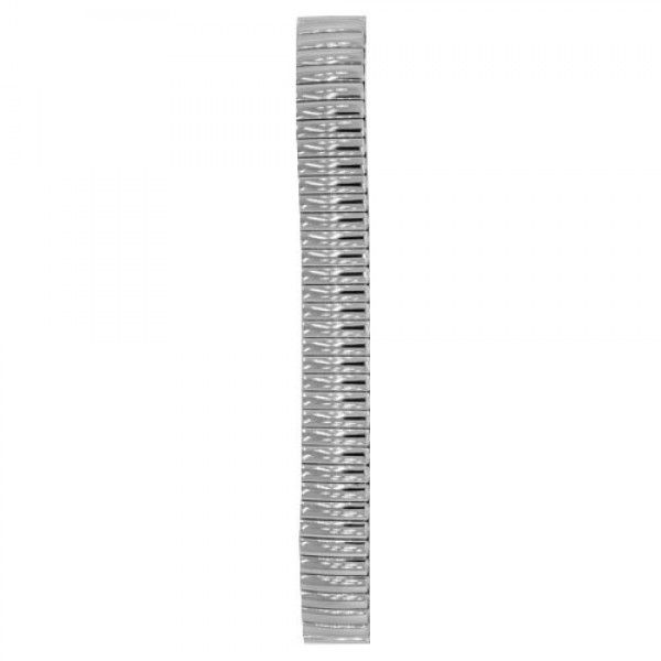 Rastegljivi metalni kais - MK15 Srebrni 16mm