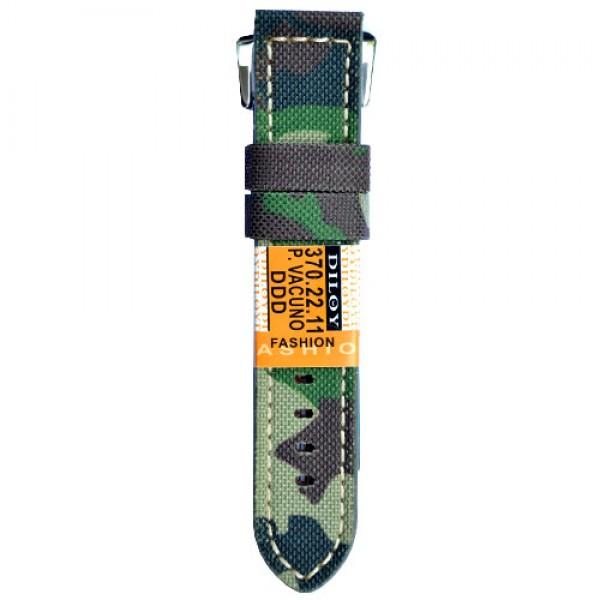 Platneni kais Diloy DIL370.11 (boja Svetlo zelena)