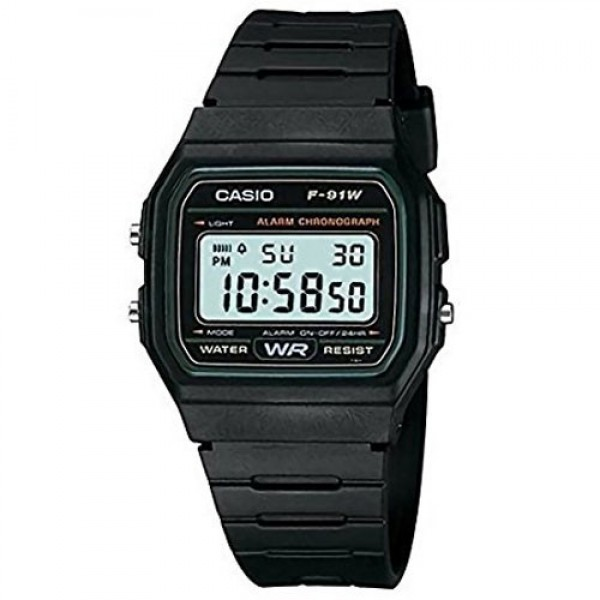 CASIO DIGITLNI F-91W-3