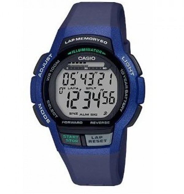 CASIO DIGITALNI WS-1000H-2A