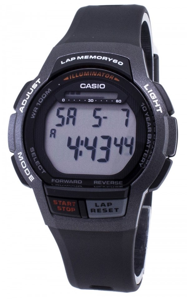 CASIO DIGITALNI WS-1000H-1A