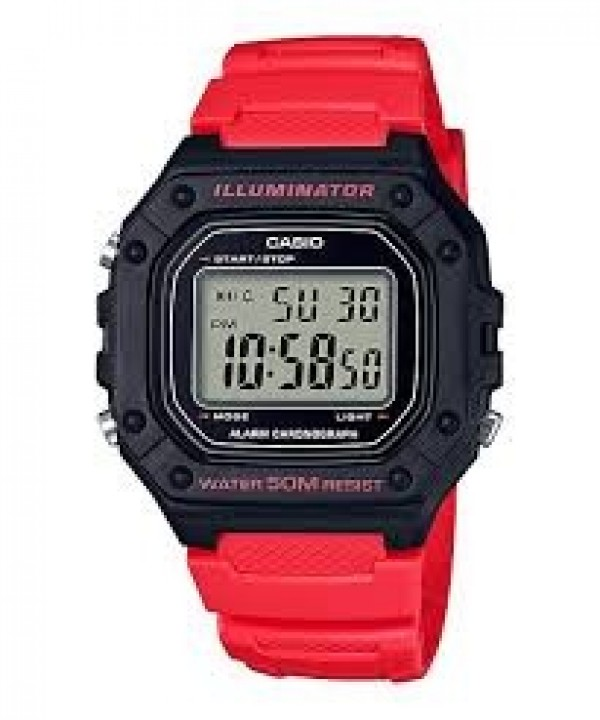 CASIO DIGITALNI W-218H-4B