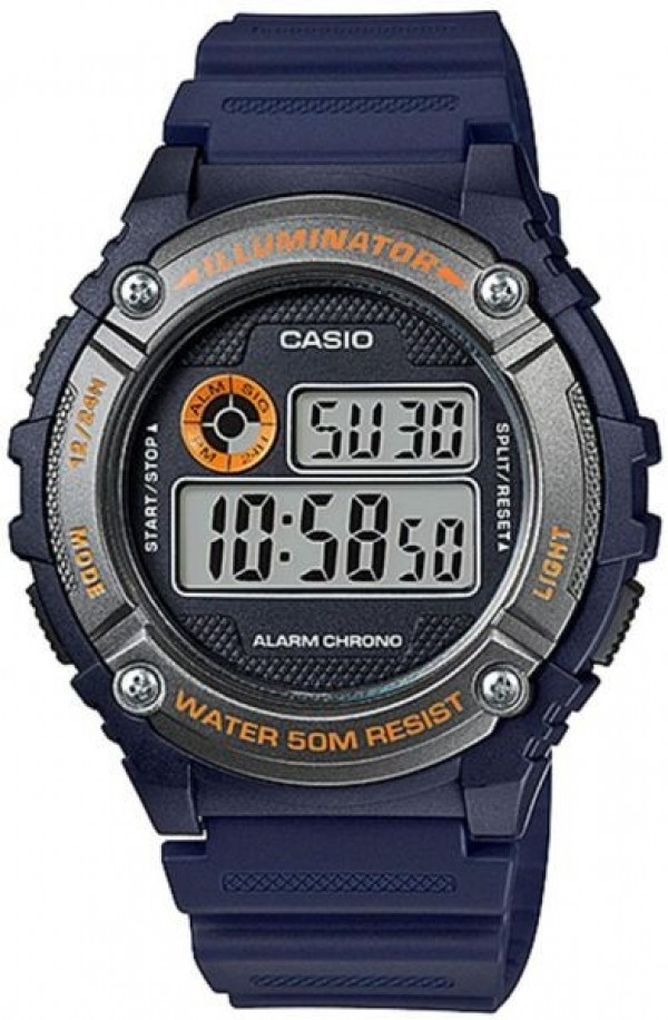 CASIO DIGITALNI W-216H-2B