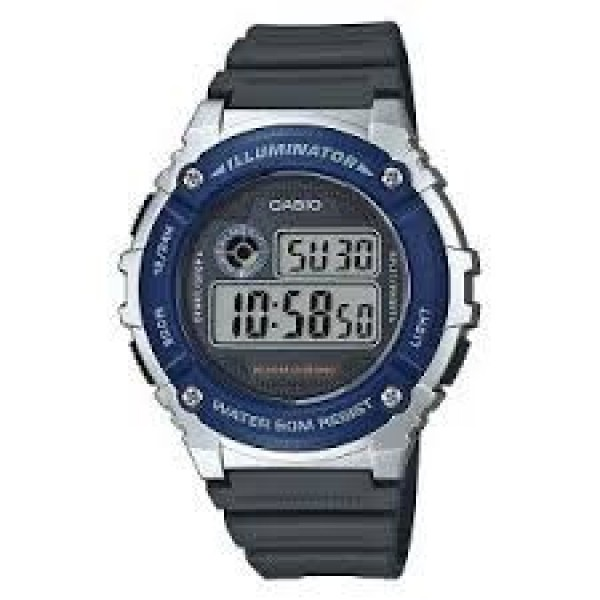 CASIO DIGITALNI W-216H-2A