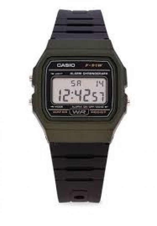 CASIO DIGITALNI F-91WM-3A