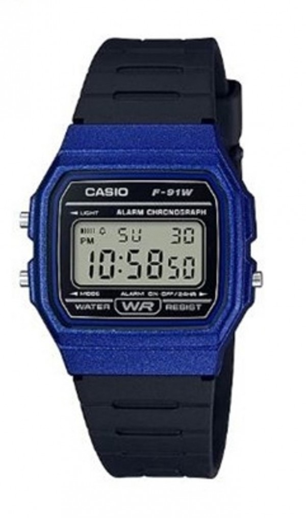 CASIO DIGITALNI F-91WM-2A